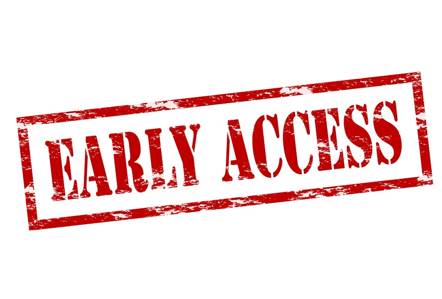 PROMO - Early Access 2020